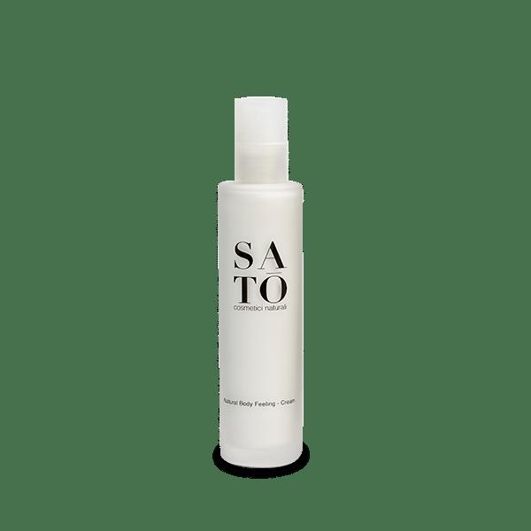 natural Body Feeling - Cream