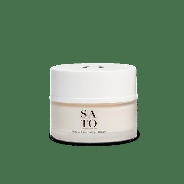 Natural Face Caring - Cream